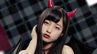 橋本環奈 キュートなイメージを一新、大人セクシーな悪魔のコスプレ姿を披露!ロート製薬『リップベビー』シリーズ新CM