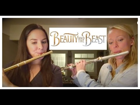 Tale As Old As Time  Beauty and the Beast  flute duet