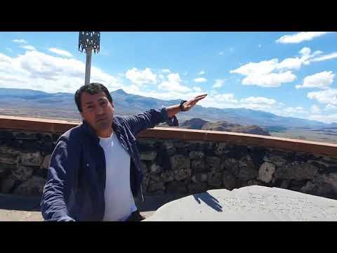Древняя столица Армении - Ервандашат и Багаран