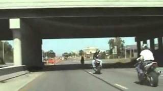 Awesome Illegal Street Bike Racing