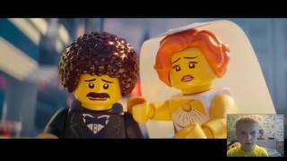 Реакция на трейлер Лего Ниндзяго Фильм от Егорыча (2017)
