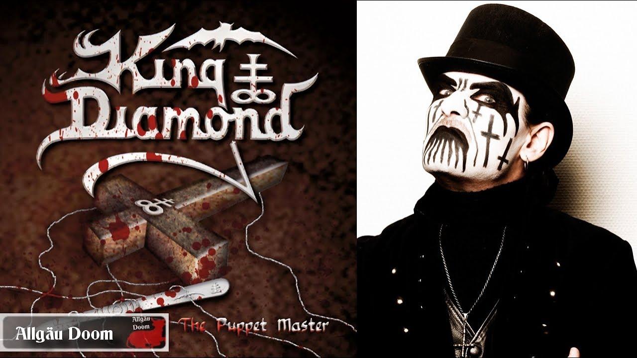 King Diamond Special (11/14)   THE PUPPET MASTER   Allgäu Doom