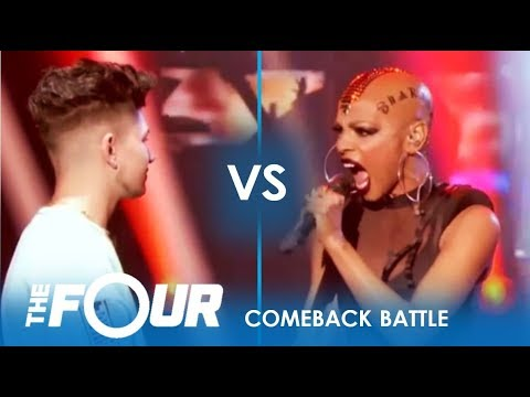 Dylan Jacob vs Sharaya J: THE RAP REMATCH OF THE SEASON! | S2E7 | The Four