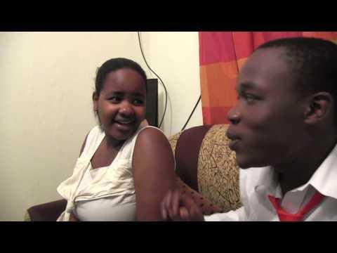 Kenyan film - Hurting love movie.