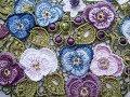 Поделки - Вязание Ирландского Кружева Крючком - 2018 / Knitting an Irish Lace Crochet