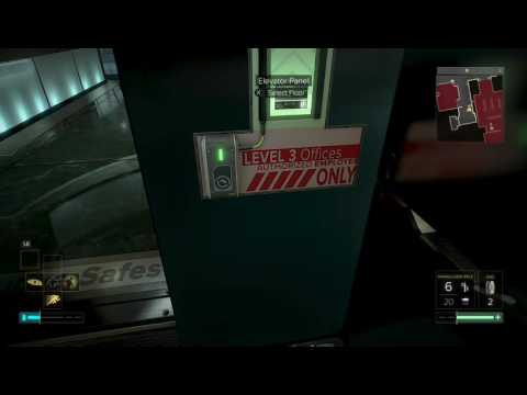 Deus Ex Mankind Divided: How to Break into the CEO of Palisade Bank's Office