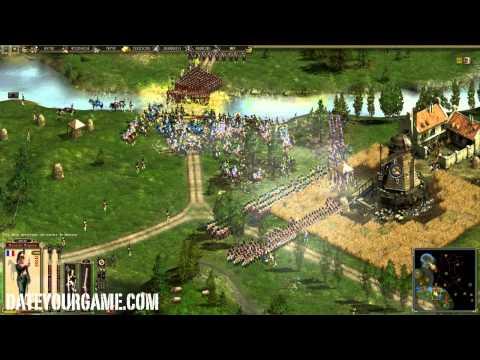 Cossack II: Battle for Europe Gameplay |