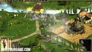 Cossack II: Battle for Europe Gameplay