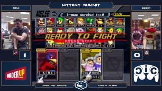 Nittany Summit Melee Magic Hat Singles - Semi (Falco) vs Weezy (Climbers) - Quarters