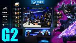 Dignitas vs Aces High eSports Club | Game 2 Quarter Finals IEM Cologne LOL 2014 | DIG vs AHES G2