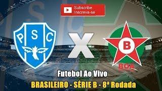 Paysandu 2 x 0 Boa Esporte - Campeonato Brasileiro - Série B - 8ª Rodada