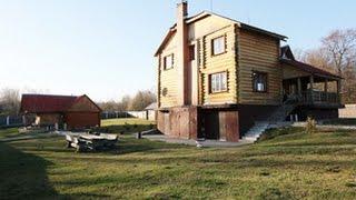 Дом охотника Шумилинский - территория, Отдых в Беларуси