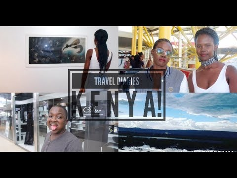 Travel Diaries - KENYA!