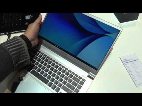 Tinhte.vn - Trên tay Samsung Notebook 9 mỏng, nhẹ, vỏ ma giê