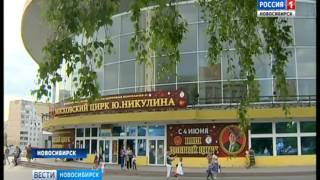 «Я – Новосибирск»: про Цирк