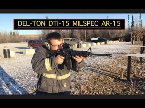Del-Ton DTI-15 (Affordable and Reliable AR-15)