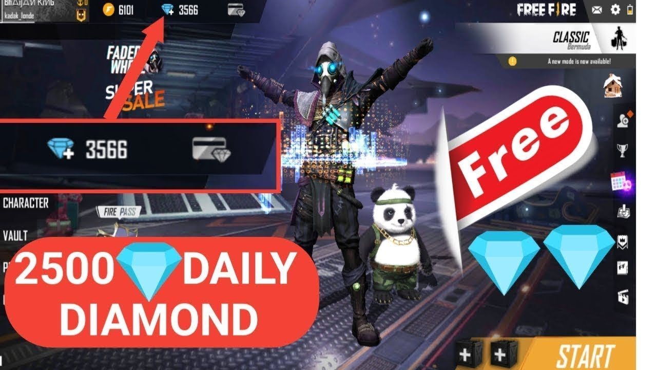 Garena Free Fire Diamonds Tutorial April 2020 How To Get Diamonds In Free Fire For Free Android Youtube