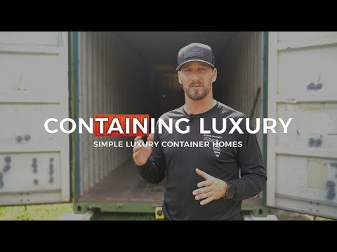 Build a DIY Shipping Container Home Step by Step | Ep. 1 Prep, Plans and Layout