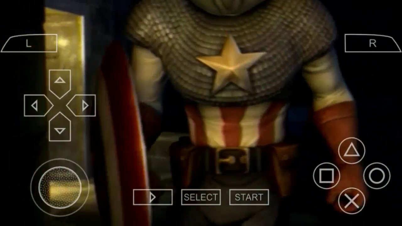 Marvel Ultimate Alliance 2 Ppsspp Android Gameplay Youtube