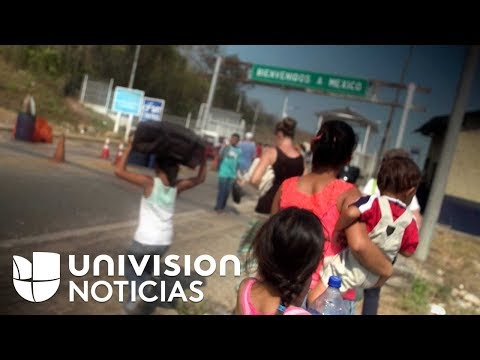 Documentary: Searching for peace in Mexico: a Honduran family divided by violence in Central America