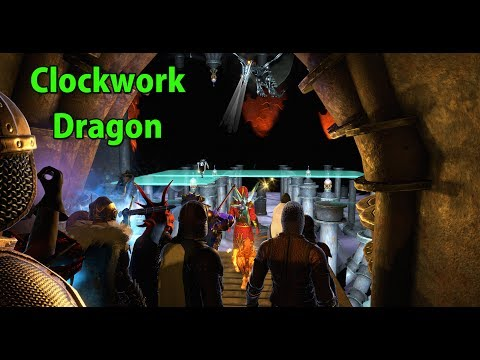 Clockwork Dragon Killer! - Shroud of the Avatar - Join Us - Presented in 4k