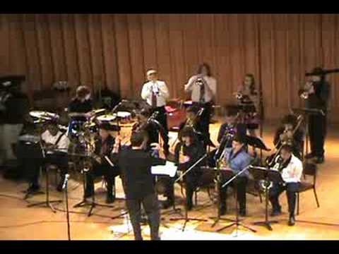 NIU Summer Jazz Band - Birdland - July 25, 2008