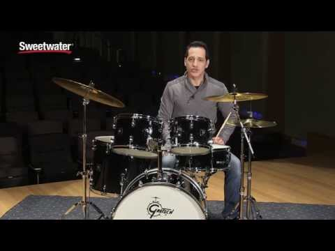 Gretsch Drums Energy Series 5-piece Drum Kit Demo by Sweetwater