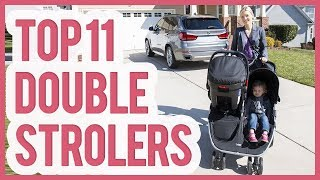 Best Double Stroller 2019 – TOP 11 Double Strollers