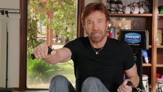 Why the Total Gym keeps Chuck Norris motivated? - 2012