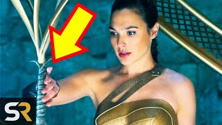 10 Wonder Woman Mistakes They Thought No One Would Notice