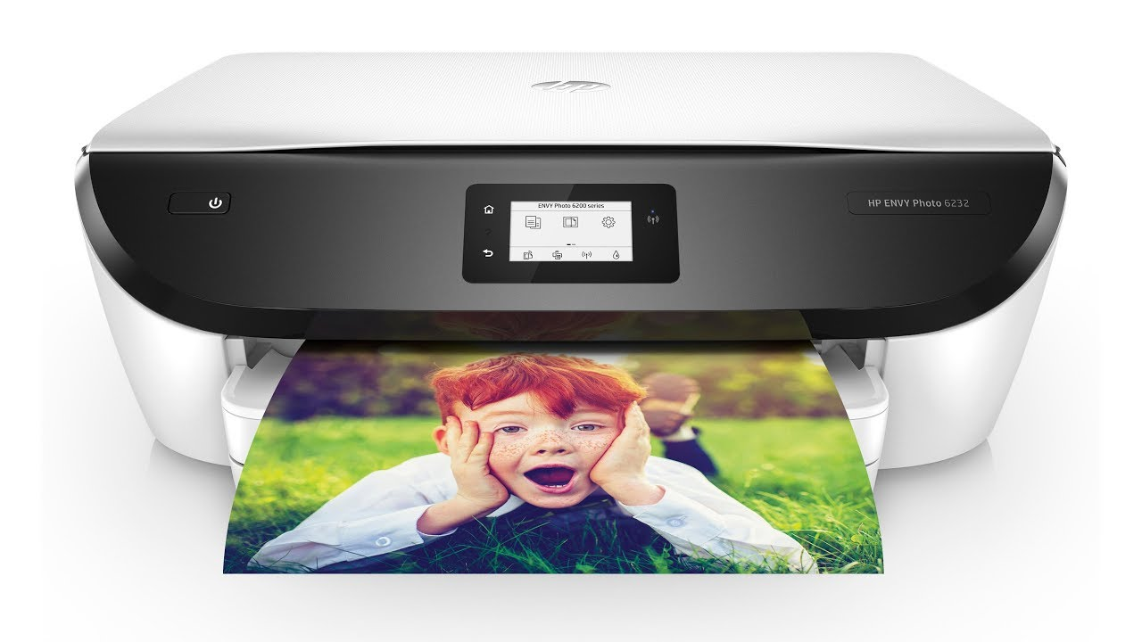 Hp Envy Photo 6232 All In One Printer Unboxing4k