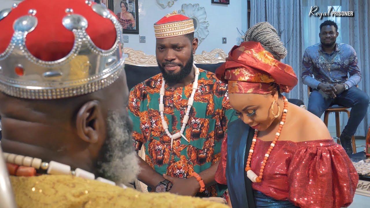 Download ROYAL PRISONER (NEW HIT MOVIE) - 2020 LATEST NIGERIAN NOLLYWOOD MOVIE