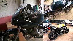 XJ600 Nut and bolt rebuild