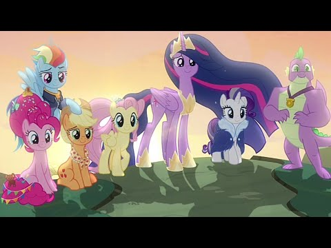 The Magic Of Friendship Grows [MUSIC VIDEO] - My Little Pony: FIM Season 9 Episode 26
