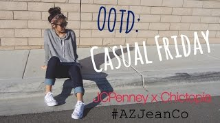 OOTD: Casual Friday | JCPenney x Chictopia Thumbnail