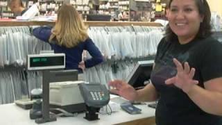 At Walmart getting Birth Control Pills