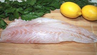 Изумительно вкусная Рыба - все дело в маринаде. Подойдет на любой Праздник и Новый Год