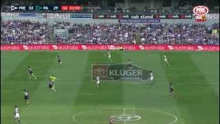 Round 1 AFL Highlights - Fremantle v Port Adelaide
