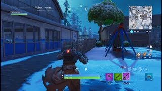 New fortnite glitch under the ground