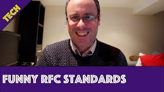 Funny RFC standards submitted as April fools jokes...