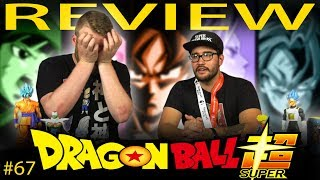 Dragon Ball Super [ENGLISH DUB] Review!!! Episode 67