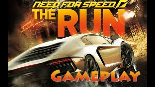 Need For Speed: The Run PC Gameplay (1080p HD)
