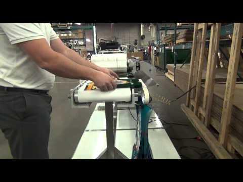 Sealing Tortillas | Emplex Bag Sealing Solutions by Plexpack Corp. MPS7300/7700