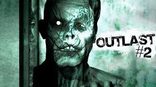 Тьма и ужасы Outlast #2 | Теперь я готов на всё! (На Русском)