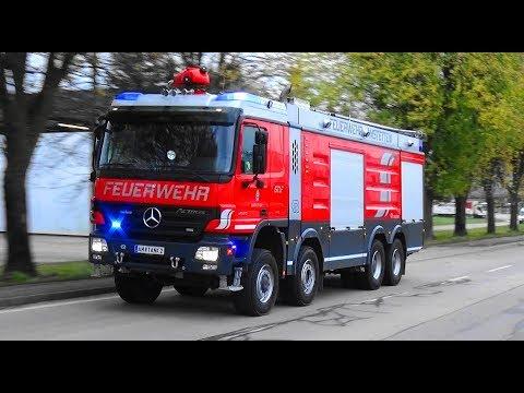 GTLF Feuerwehr Amstetten