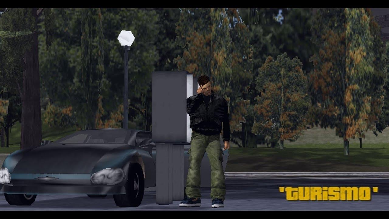 GTA 3 (PC) Turismo Speedrun - 119 Seconds (PB) #gta3 # ...