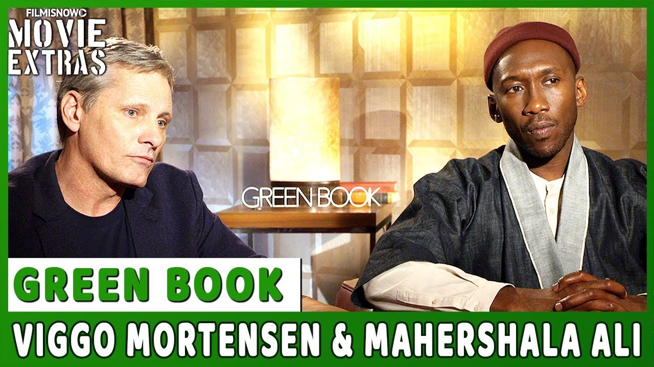 GREEN BOOK | Viggo Mortensen and Mahershala Ali talk about their experience  making the movie