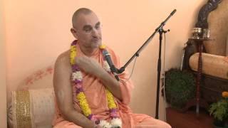 2009.06.21. Varnashrama Seminar 2 H.H. Bhaktividya Purna Swami - Riga, LATVIA