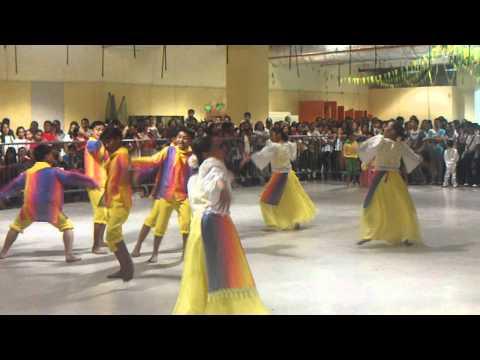 Lapay BCPRISA Folk Dance UB-Elem 2nd place