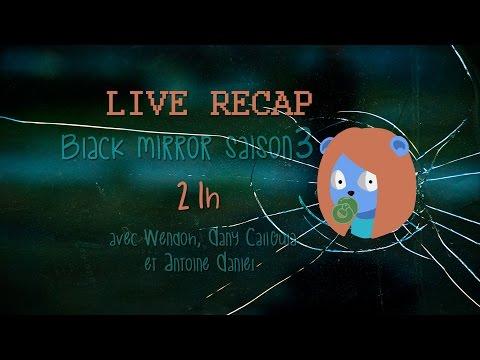 LIVE RECAP BLACK MIRROR S3 | Broadcasting Bino